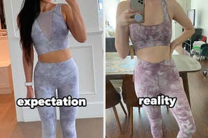 blogilates wearing popflex with the text