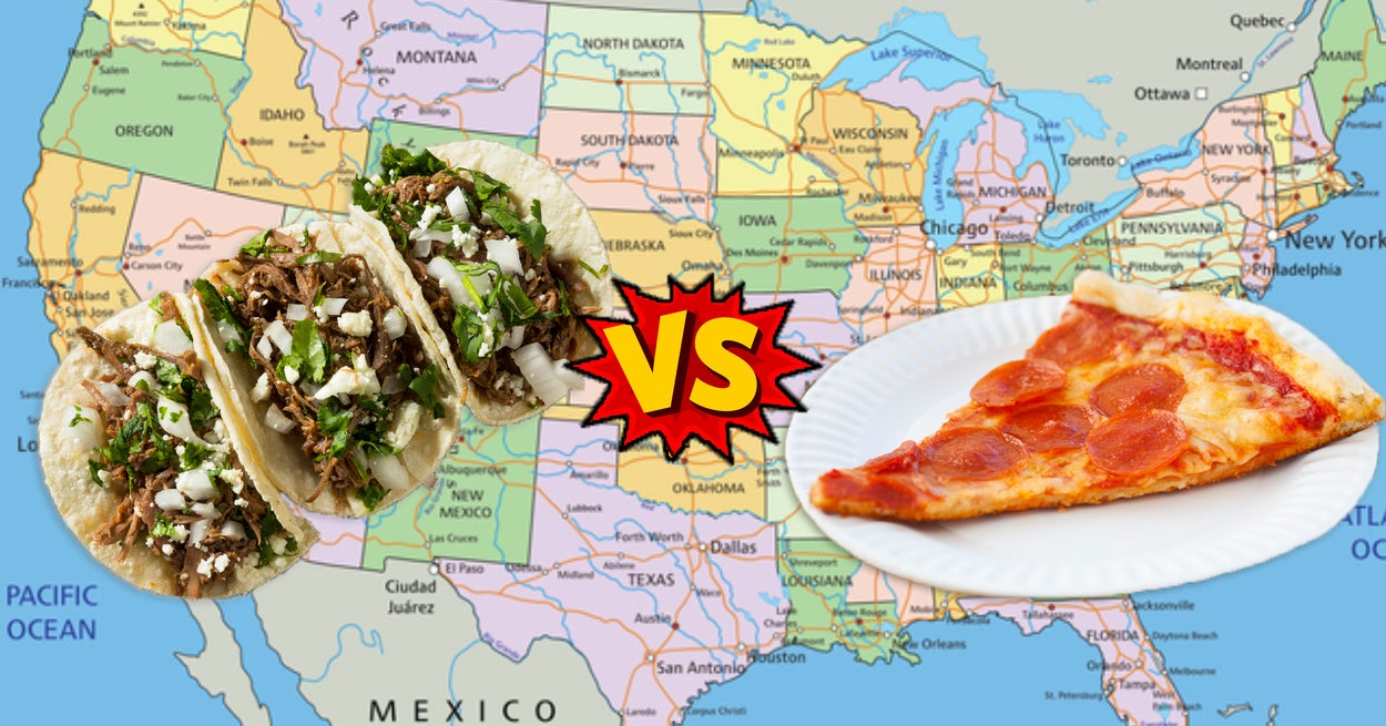 Are Your Tastes More West Coast Or East Coast? Answer These 11 Polls To Find Out
