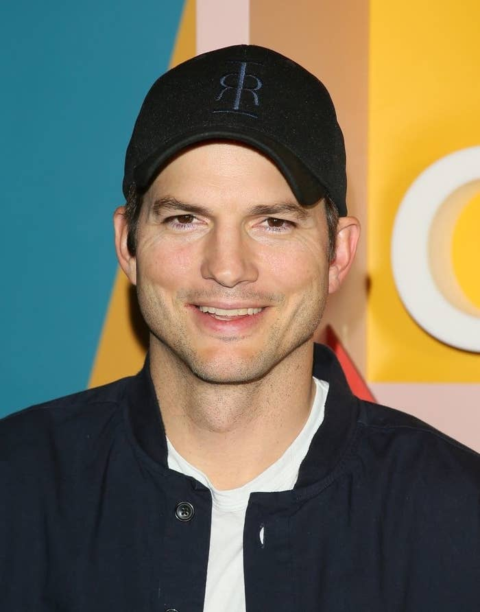 Ashton Kutcher attends WeWork Presents Second Annual Creator Global Finals