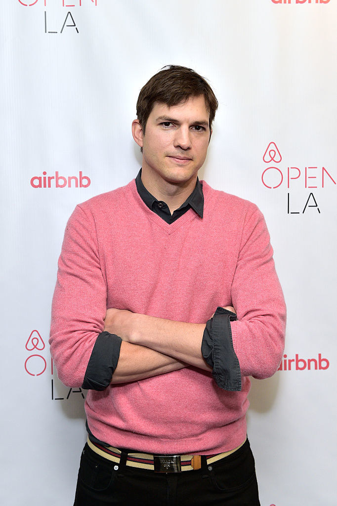 Ashton Kutcher attends The Game Plan: Strategies for Entrepreneurs
