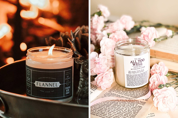 29 Fall Candles You'll Never Get Sick Of Smelling