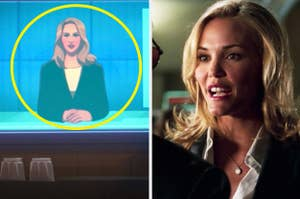 Christine Everhart in What If vs Iron Man