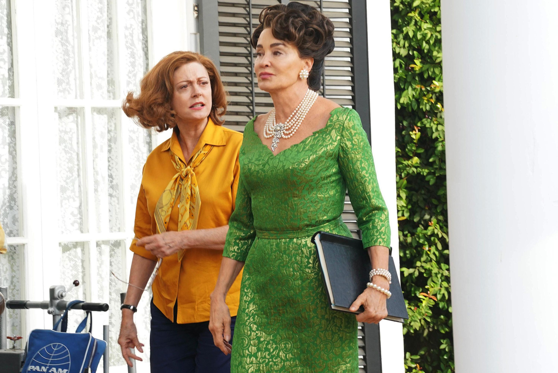 Joan walks away from Bette