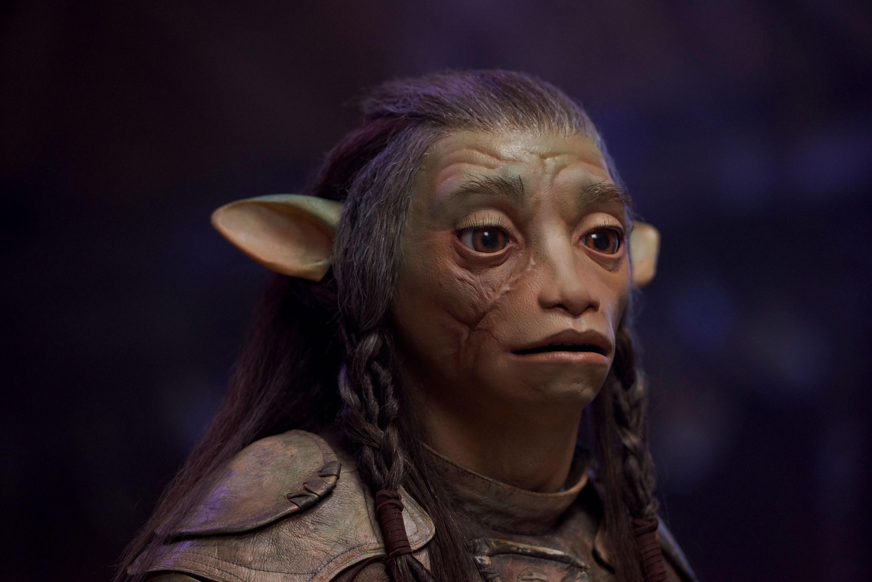 "Ordon in ""Dark Crystal: Age of Resistance"""
