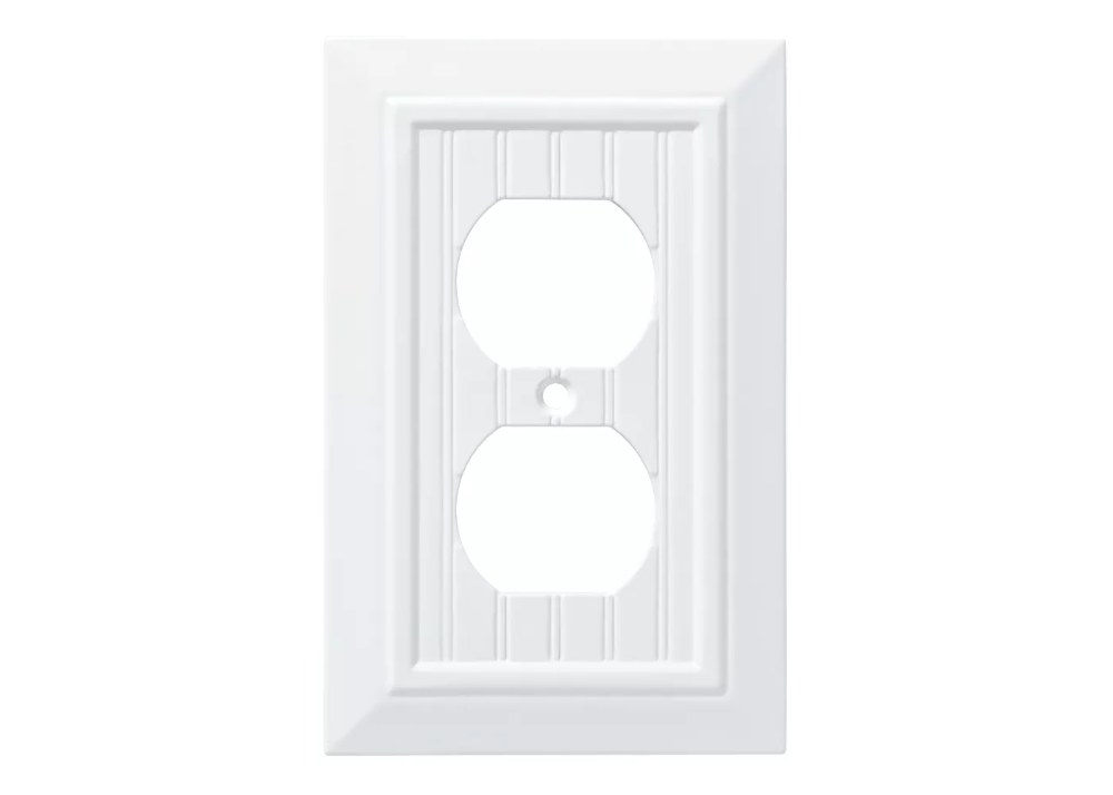 The wall plate