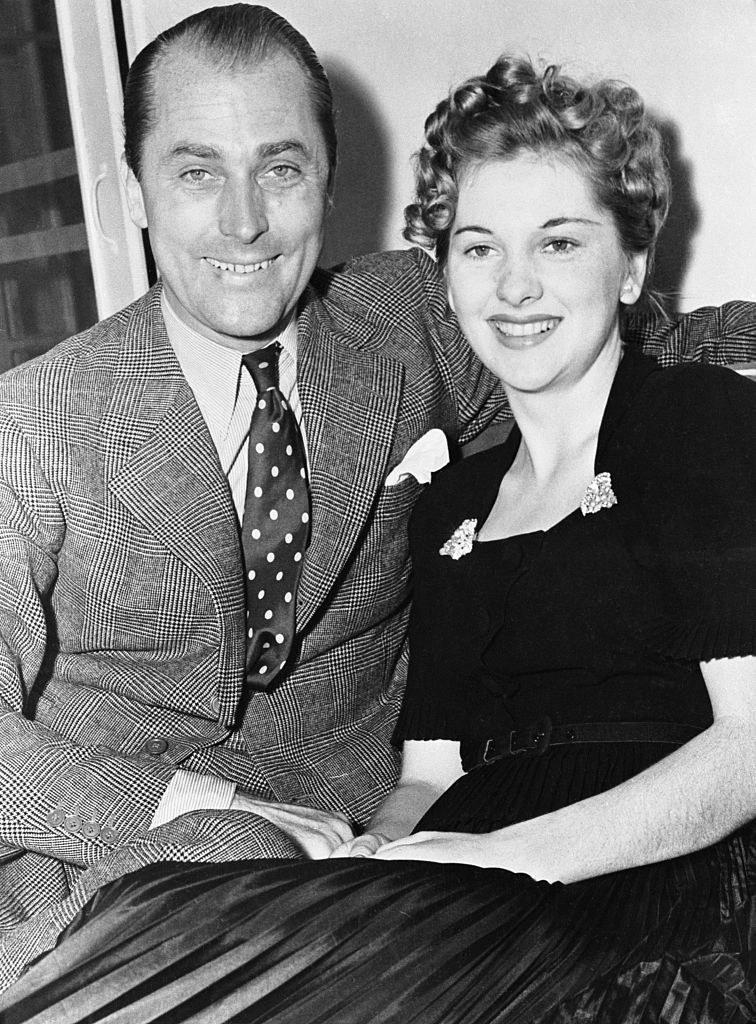 Joan and her actor boyfriend