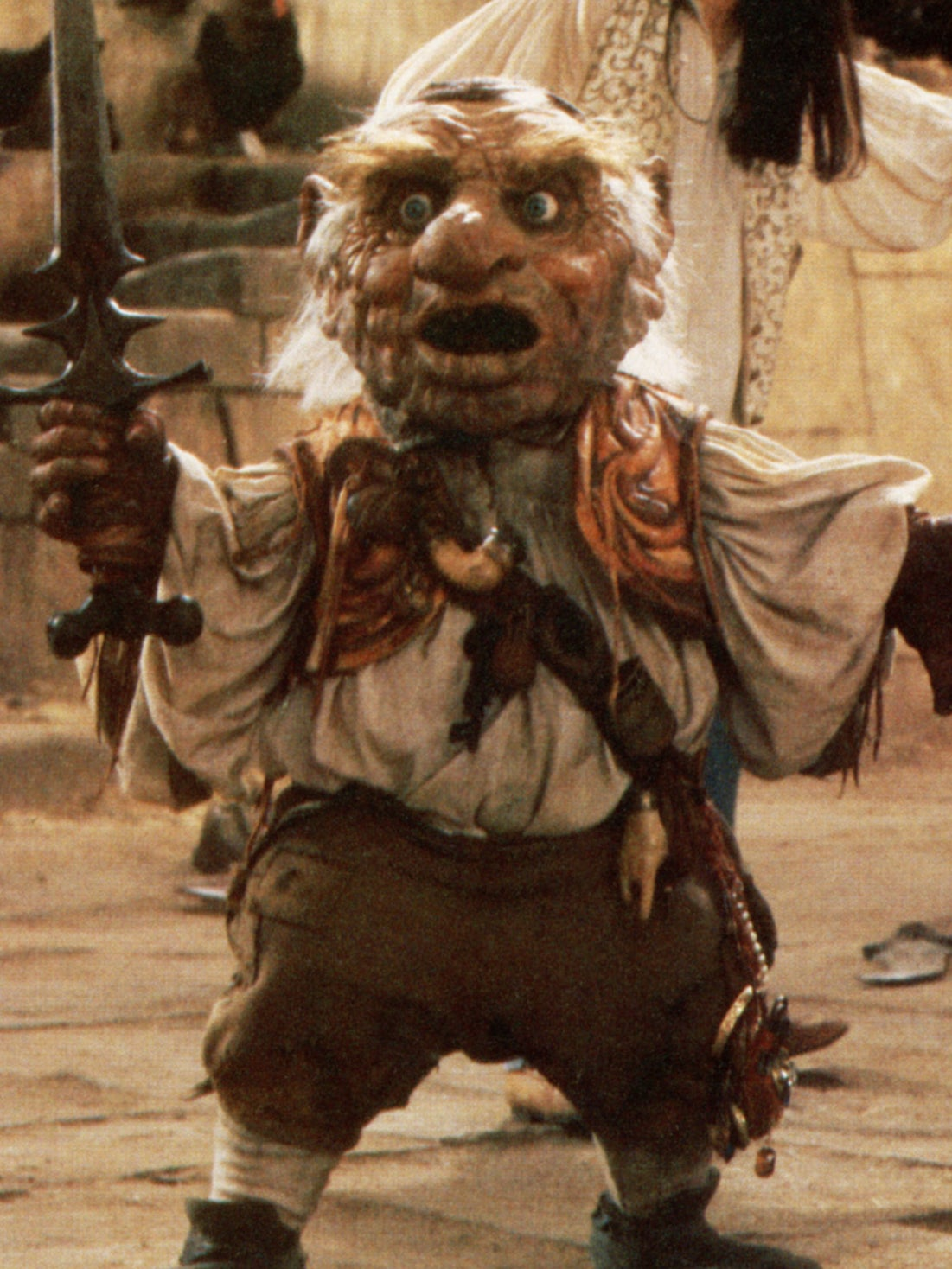 """Hoggle in """"Labyrinth"""""""