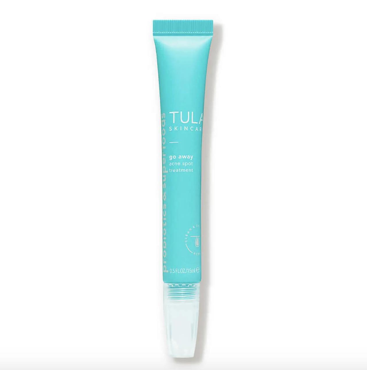 the blue tube