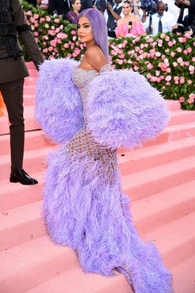 Kylie Jenner attends The 2019 Met Gala Celebrating Camp: Notes on Fashion at Metropolitan Museum of Art