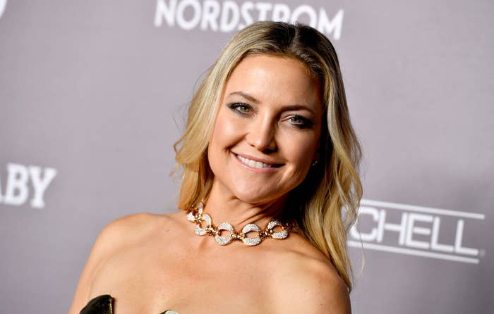 Kate Hudson attends 2019 Baby2Baby Gala
