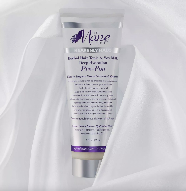 A tube of pre poo