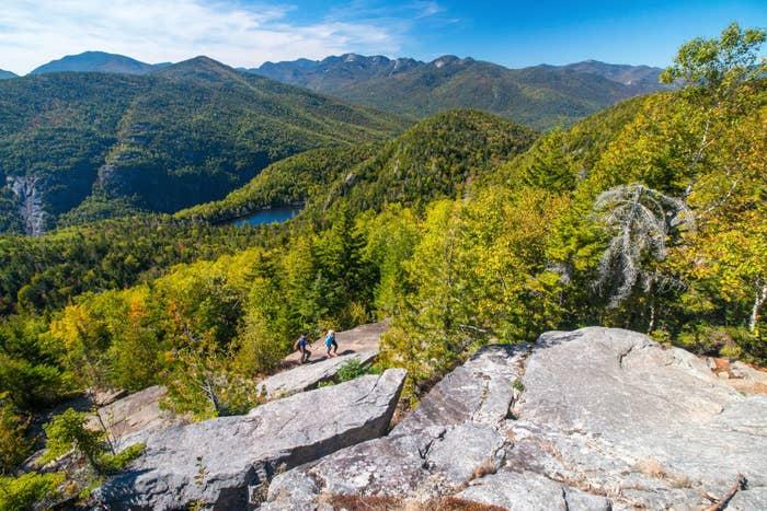 Mount Van Hoevenberg Trail
