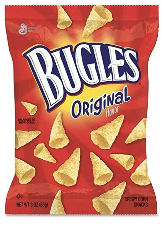 bag of bugles