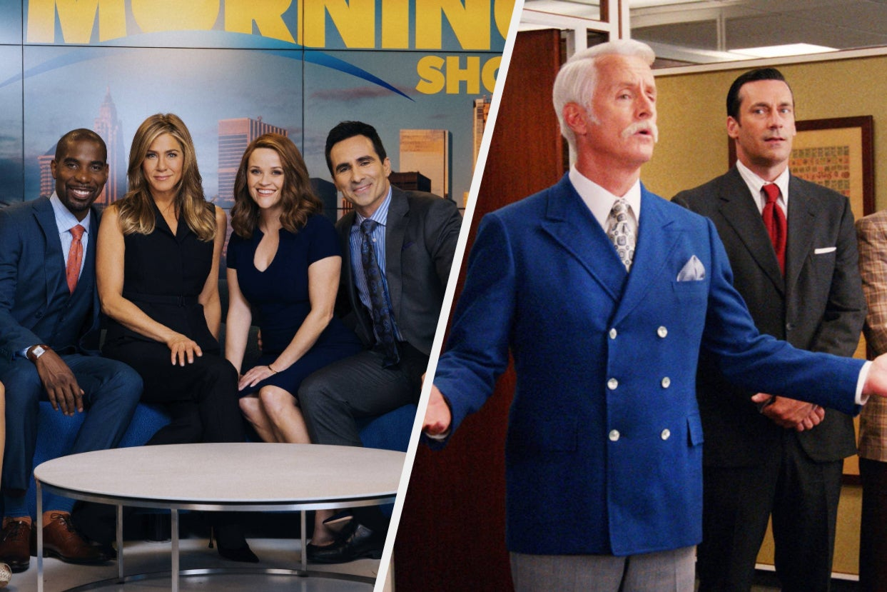 Rating 27 Fictional TV Workplaces, Glassdoor Style