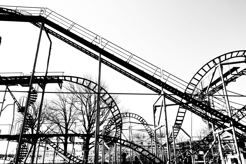 Seabreeze Amusement Park in Rochester N.Y.
