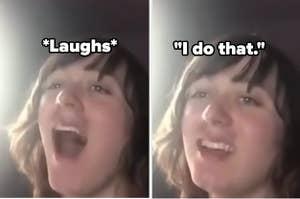 vine of guy laughing saying
