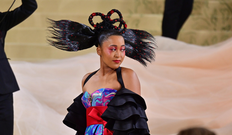 Naomi Osaka at the 2021 Met Gala
