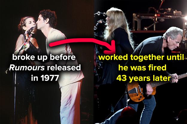 14 Celebrity Feuds That Spanned Literal Decades