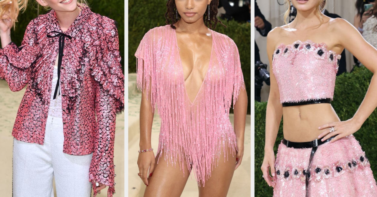 Here Are Nine Trends I Noticed From The Met Gala Last Night — Choose One Look Per Trend