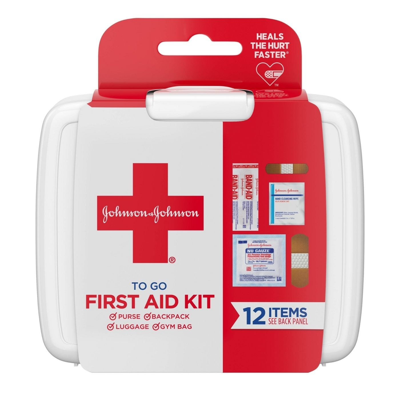 the first-aid kit