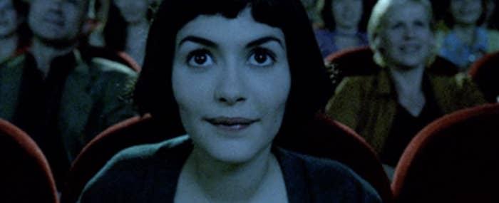 """Audrey Tautou in """"Amélie"""""""
