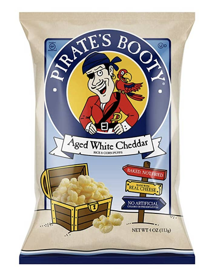 bag of Pirate's Booty
