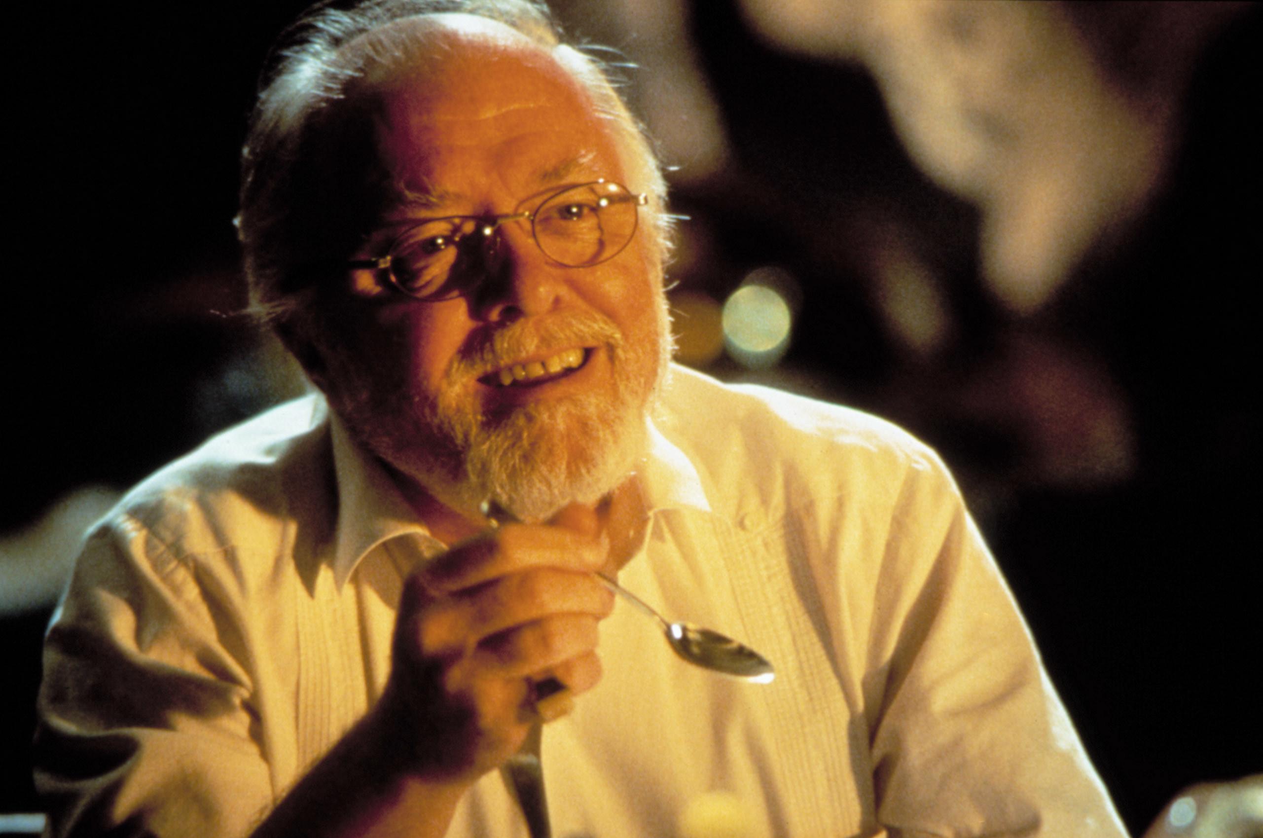 Richard Attenborough as John Hammond