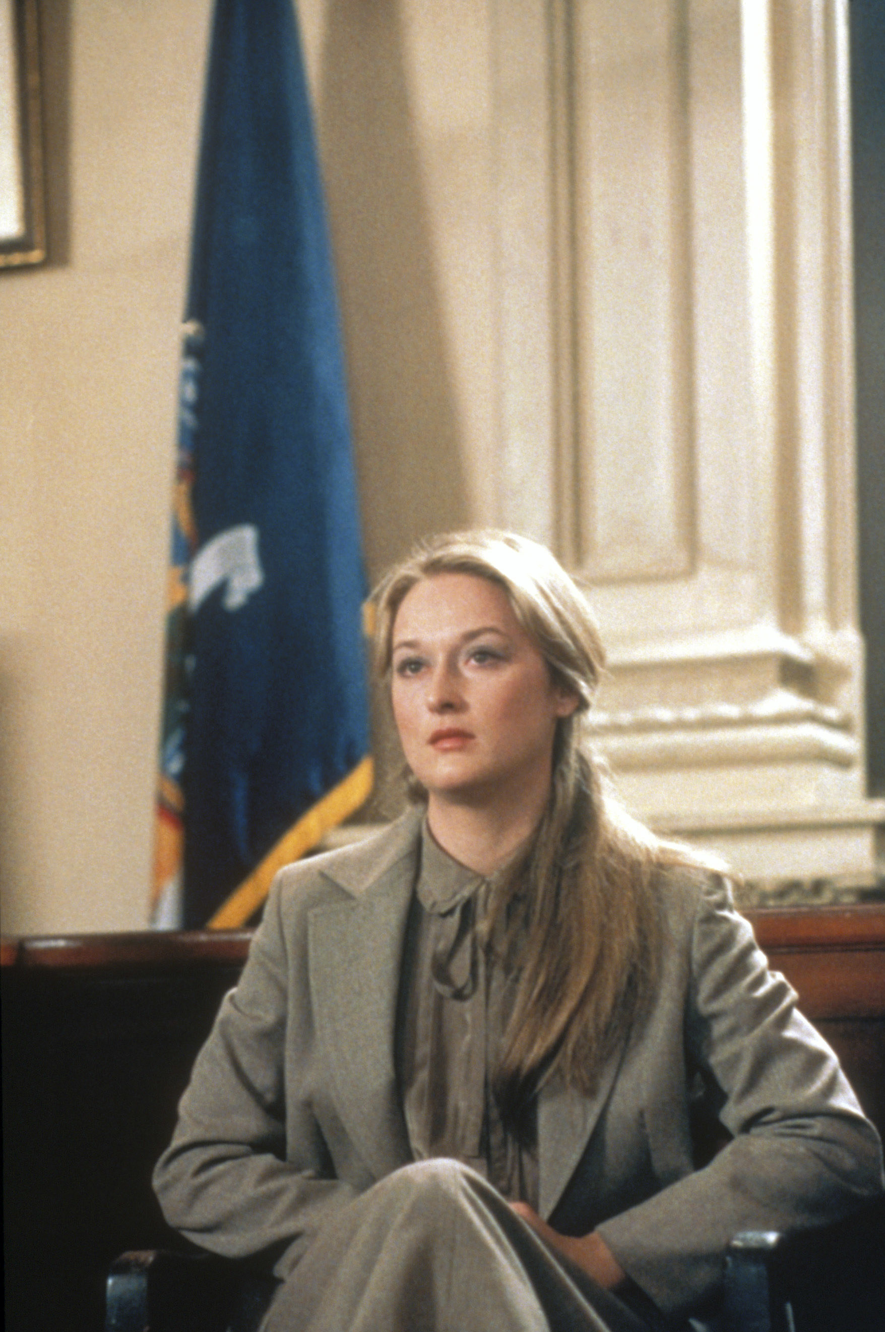 Joana in the courtroom
