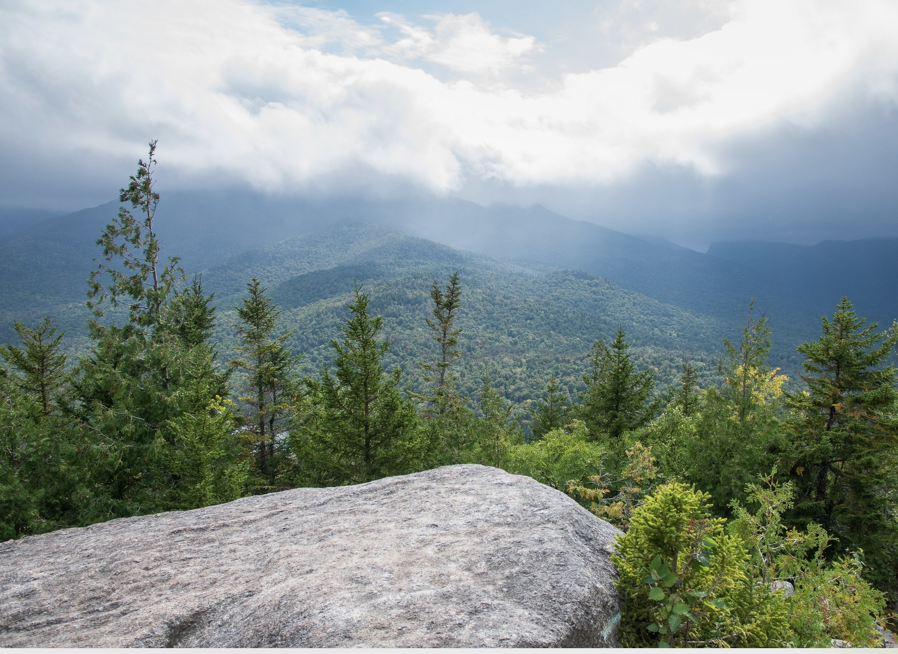 Mount Jo Mountain in Lake Placid.