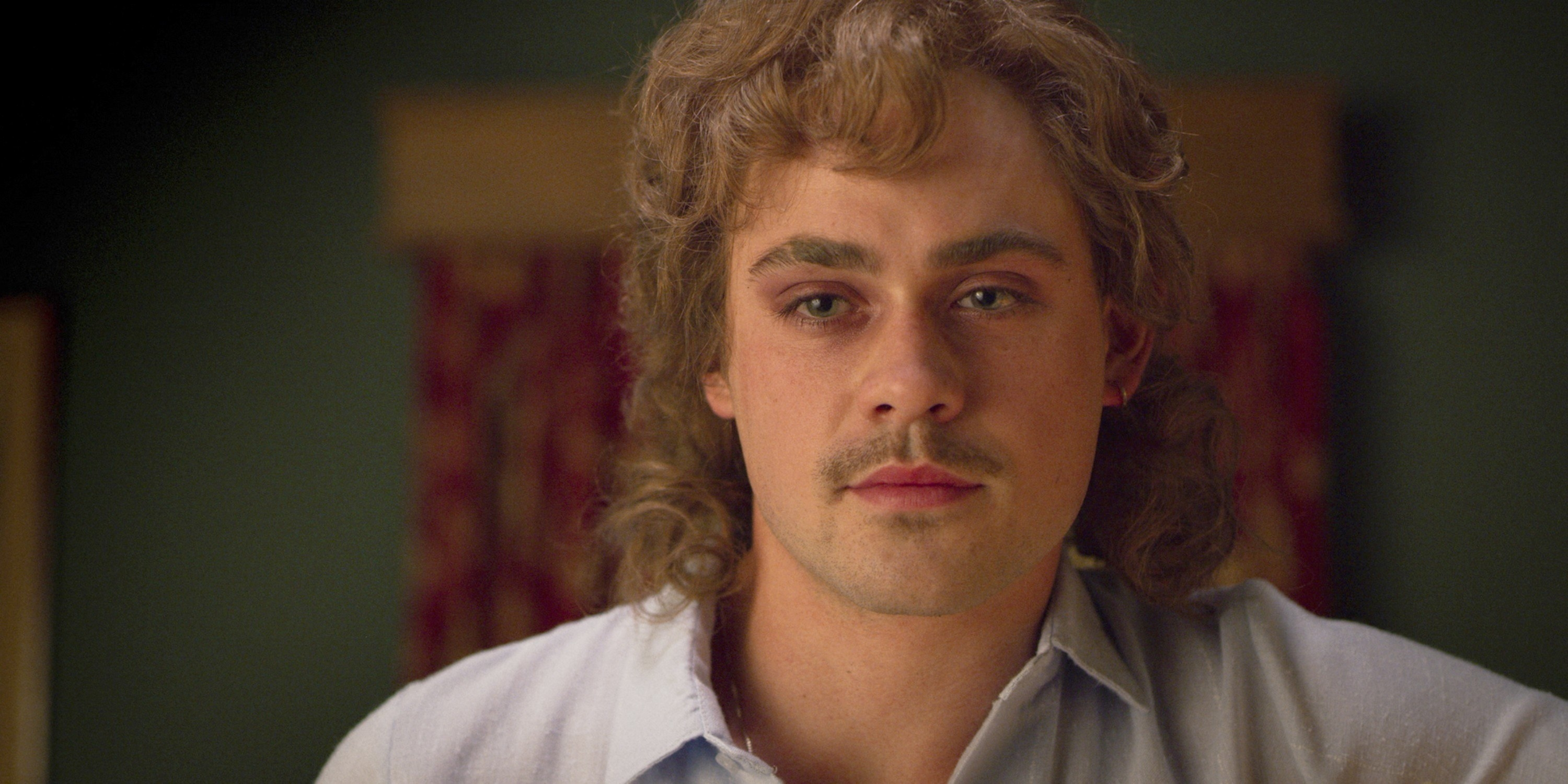 Dacre Montgomery in Stranger Things