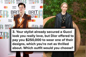 would you rather wear an outfit you loved for free or get paid to wear an outfit you hate