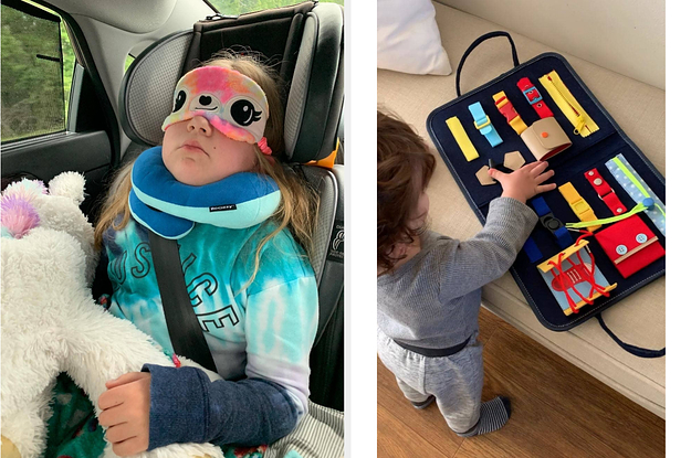 46 Products Reviewers Swear By For Going On Vacation With Children