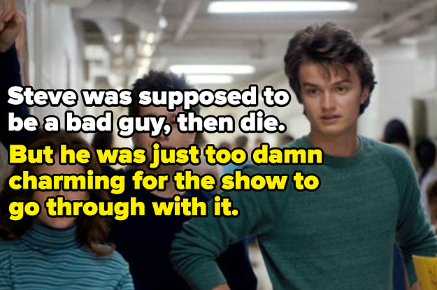 14 Movie And TV Heroes Who Were Originally Supposed To Be Villains (Or Just Plain Unlikeable)