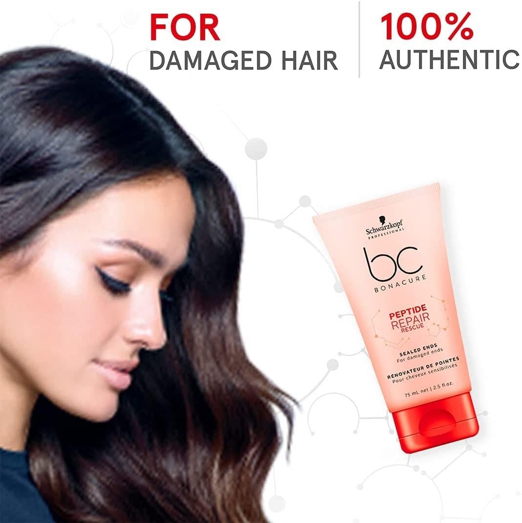 Bálsamo nutritivo para cabello poroso y seco