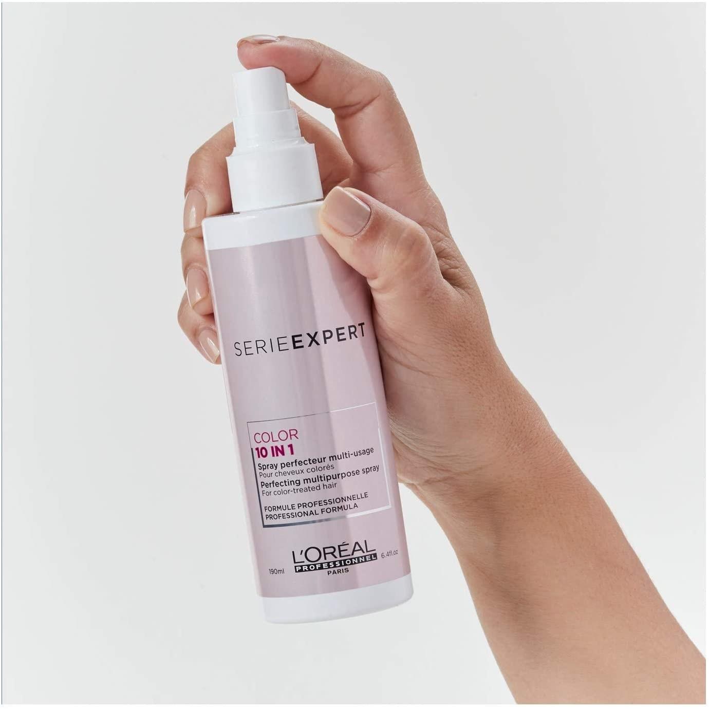 Tratamiento para mantener el color en spray
