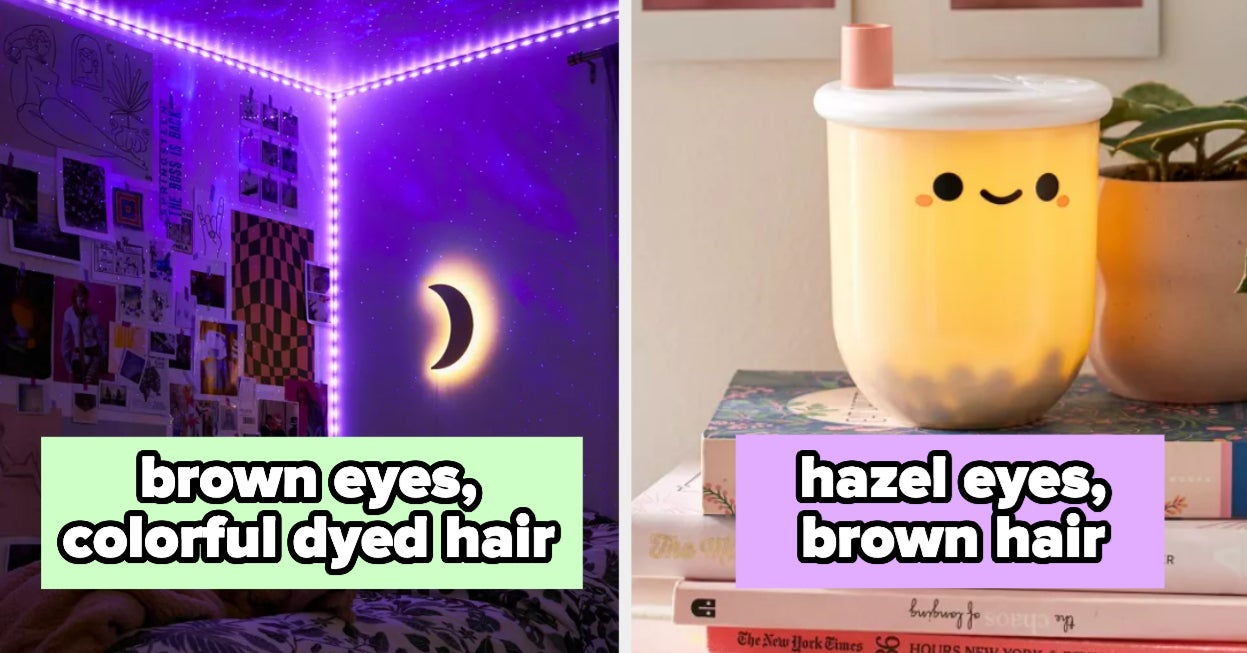 Design Your Dream Bedroom And We'll Guess Your Hair And Eye Color