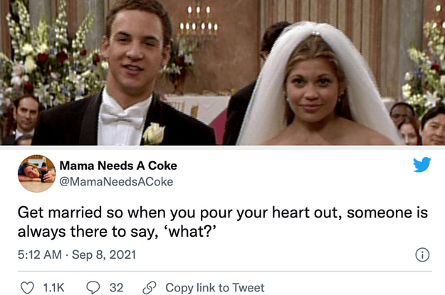 31 Seriously Hysterical Tweets About Married Life That Should Be Printed And Hung On The Fridge