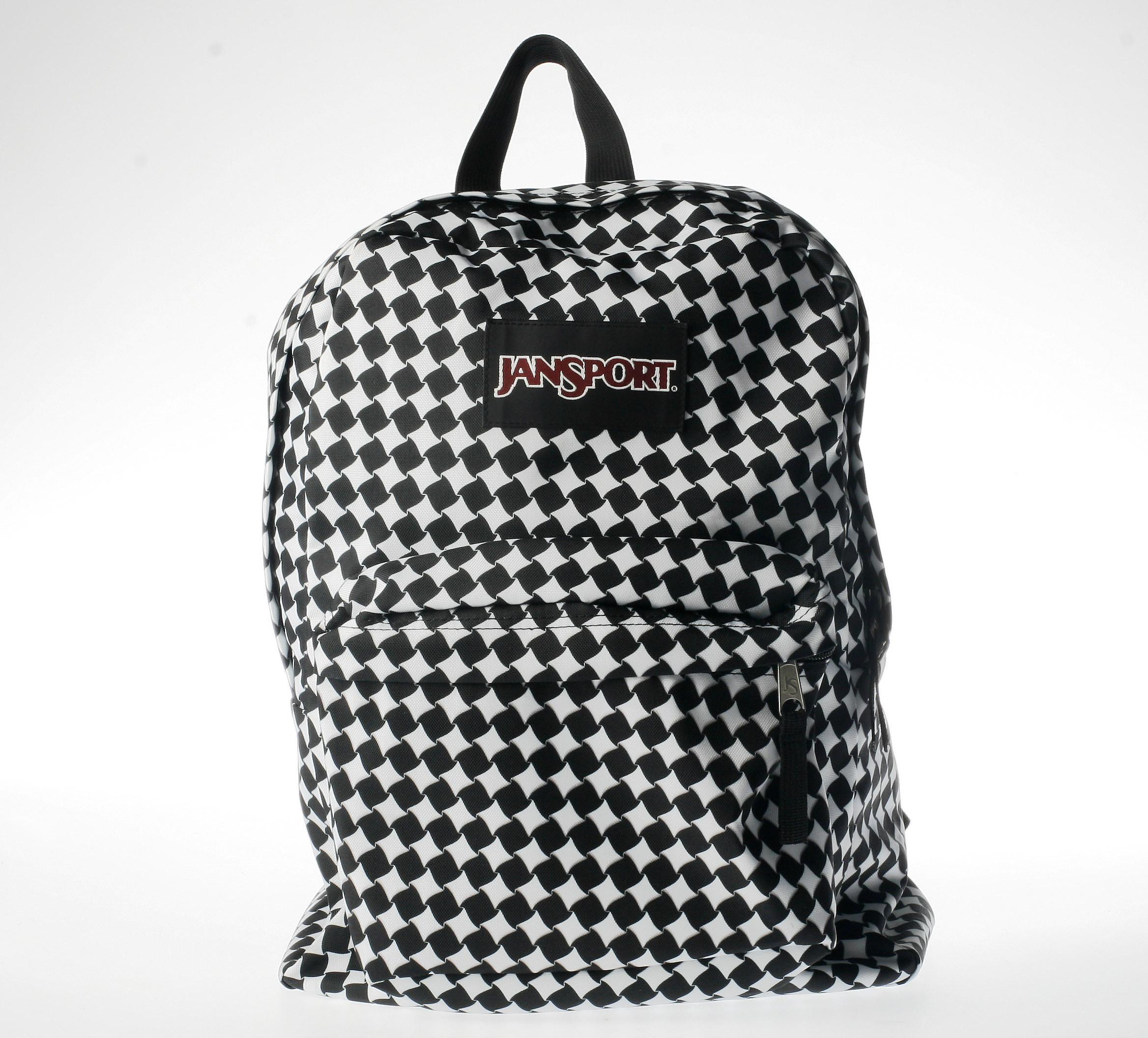 Various back-to-school knapsacks for Weekend