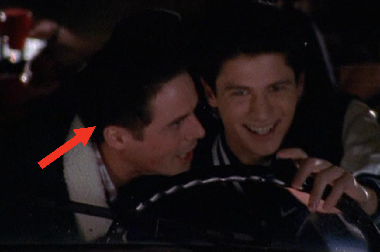 Tim and Nathan steal the school bus in the pilot