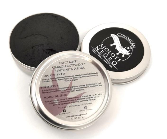 Foto de producto para mascarilla de carbón activado