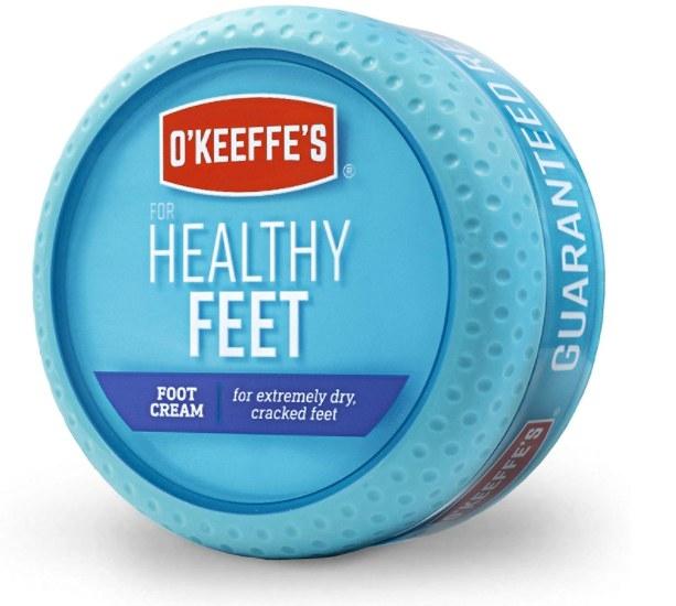Foto de producto en crema para el cuidado de los pies