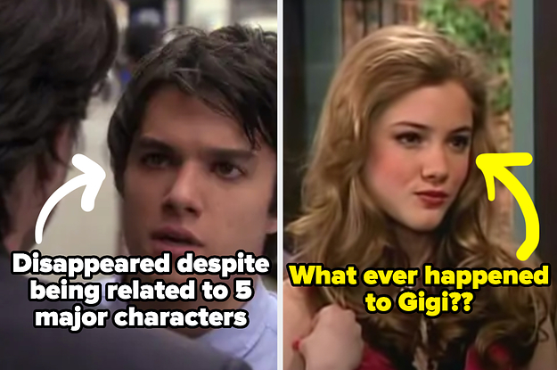 27 Times TV Shows Got Rid Of Characters Then Pretended Like They Never Even Existed