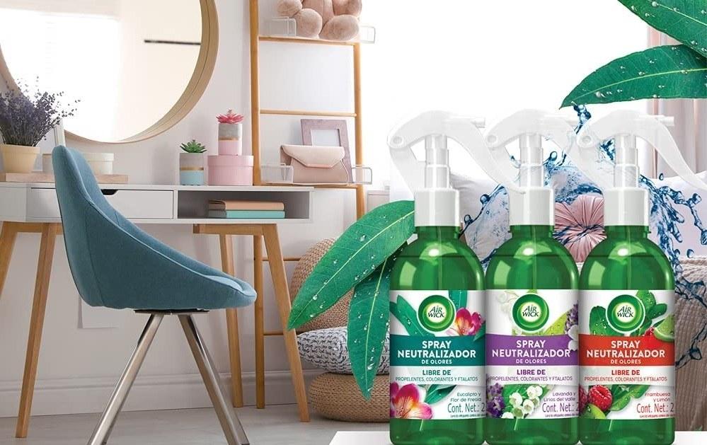 Neutralizador de olores de eucalipto