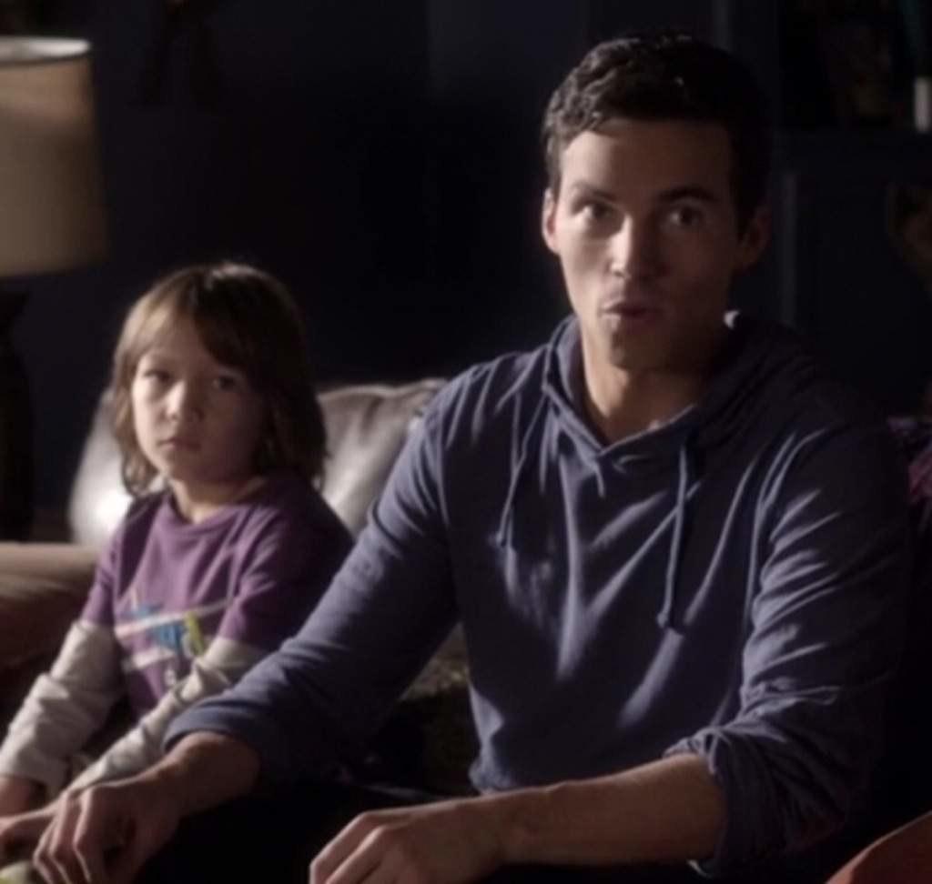 Ezra and Malcolm