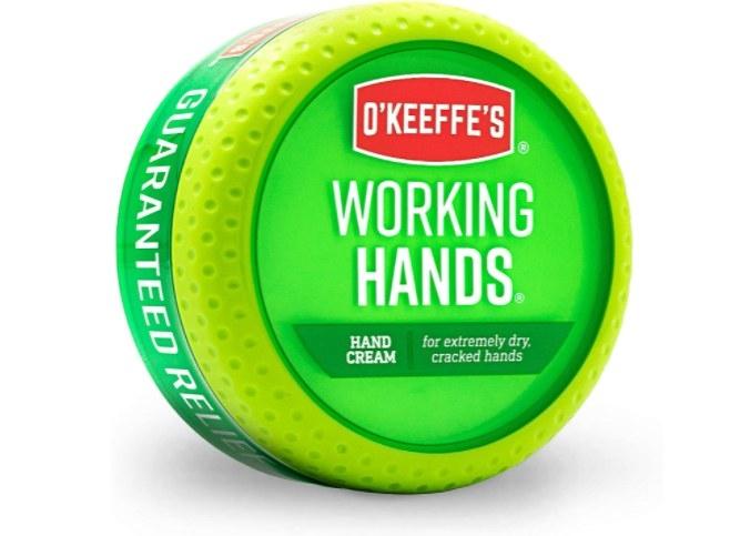 Foto de producto en crema para el cuidado de las manos
