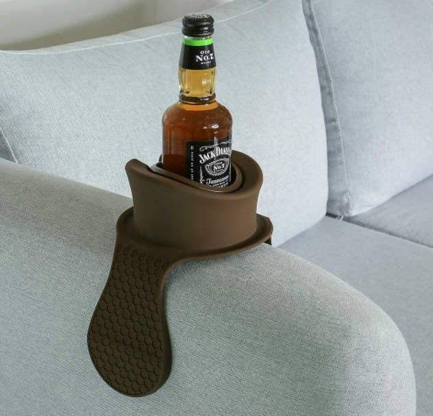 Foto de producto que funciona como soporte de bebidas