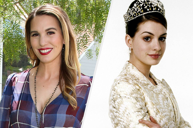 """Christy Carlson Romano Explained How She Lost """"The Princess Diaries"""" Role To Anne Hathaway"""