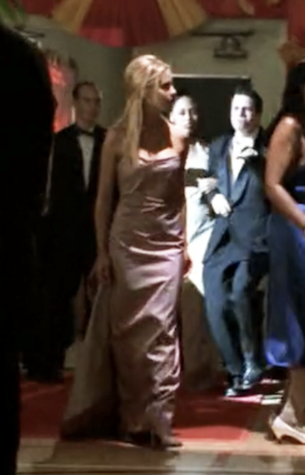 Buffy walking into prom