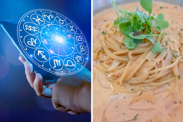 I Bet We Can Guess Your Zodiac With 32% Accuracy, Just Make A Pasta Dish