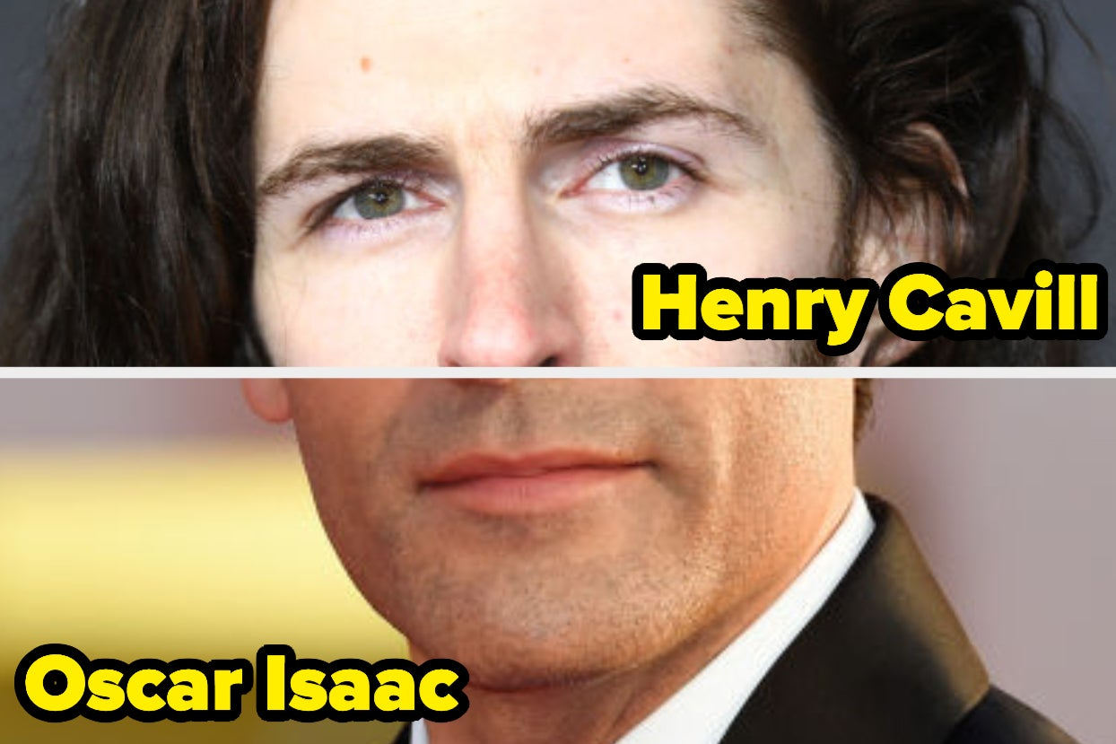 I Bet You Can't Recognize All Of These Famous People From Just 47% Of Their Face
